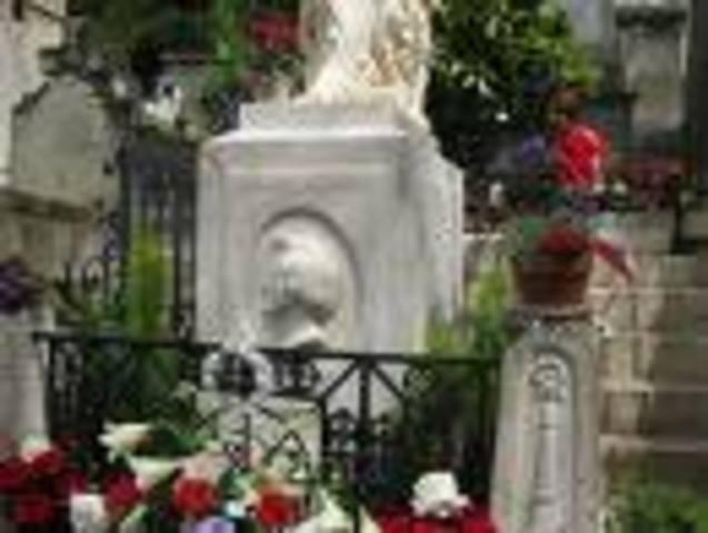 Chopin's death