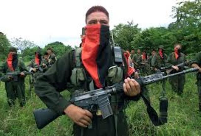 Otros Nuevos Actores del Conflicto Armado se Suman al Escenario