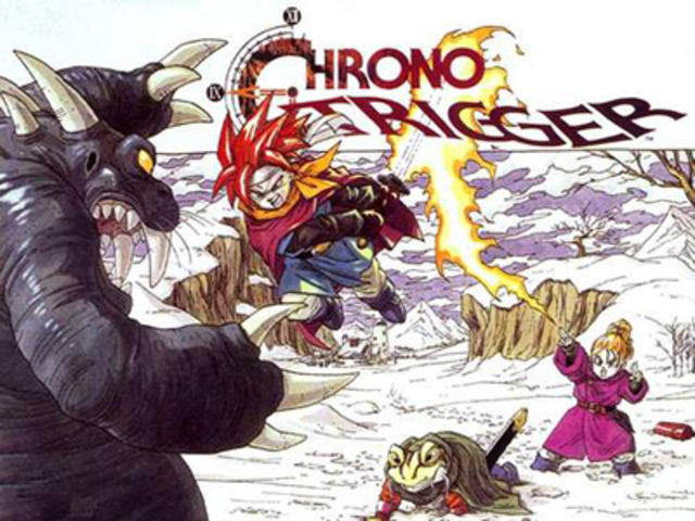 Chrono Trigger - Multiple Endings