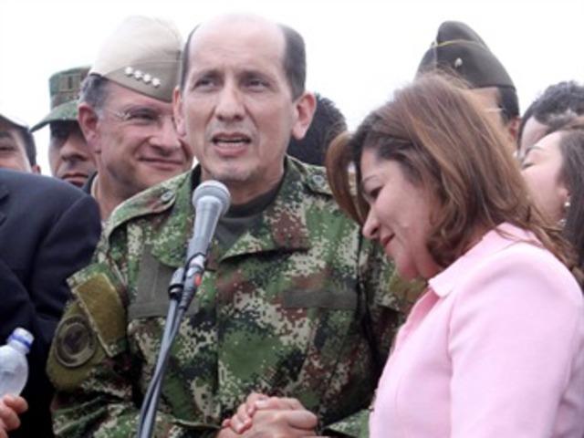 Las FARC Castigando