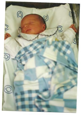 Meu nascimento