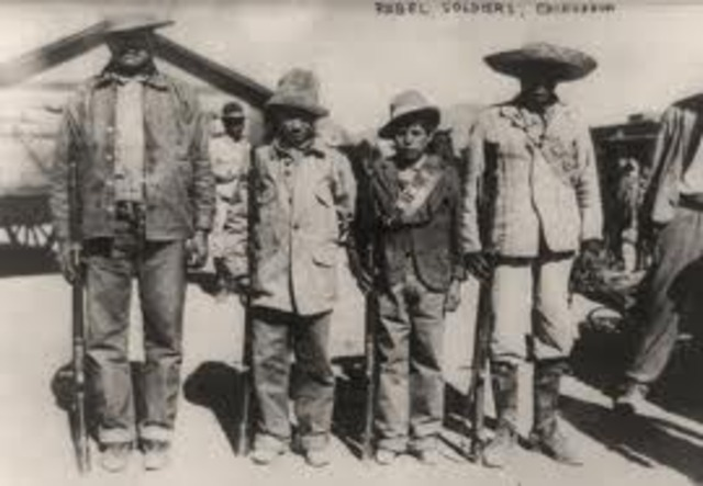 The Mexican Revolution (Michael McConnell)