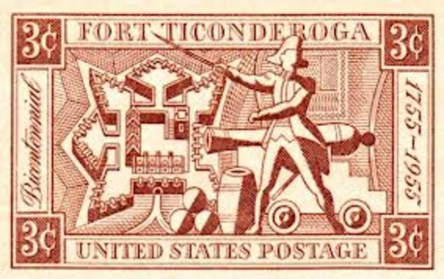 Ft. Ticonderoga