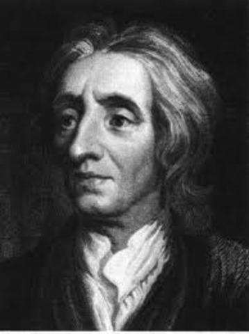 John Locke was born