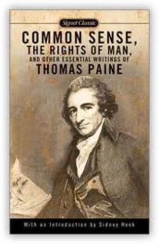 Commen Sense By Thomas Paine
