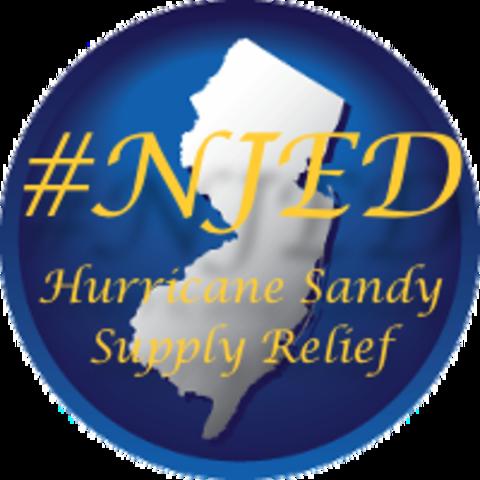 Hurricane Sandy Supply Relief Launch