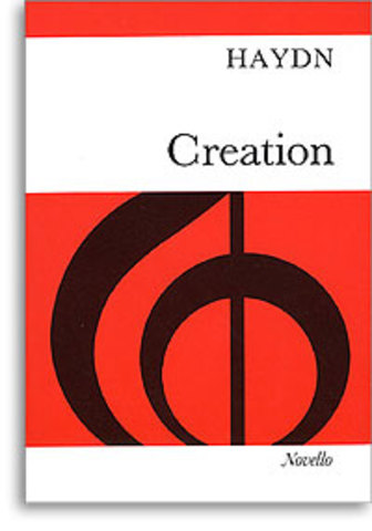 """I composed """"The Creation"""""""