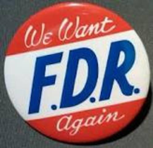 FDR's second term