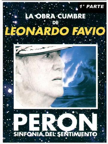 Perón, sinfonía de un sentimiento