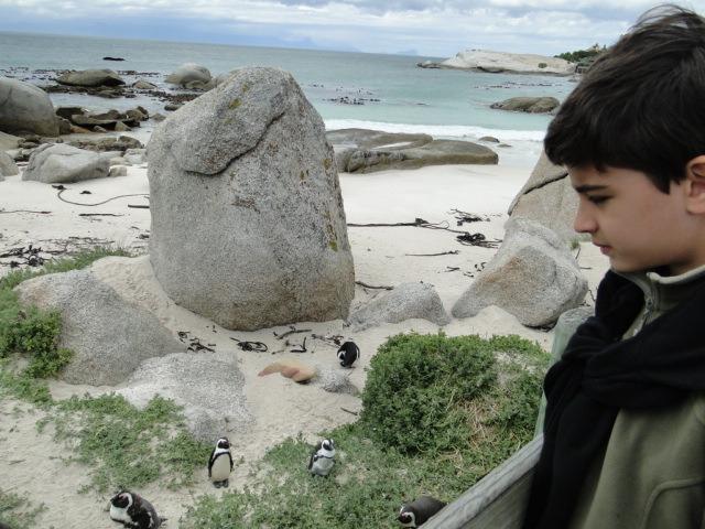 Eu em Cape Town