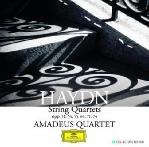 I Composed First String Quartets
