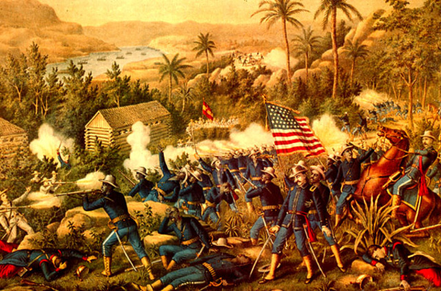 The Spanish - American War