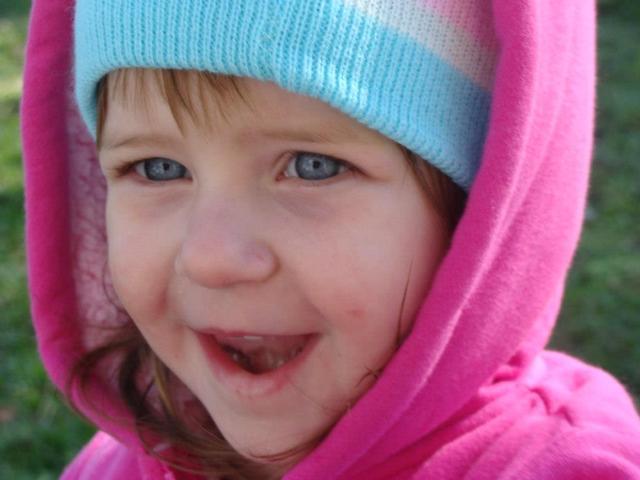Child #2 - Liliana Faith