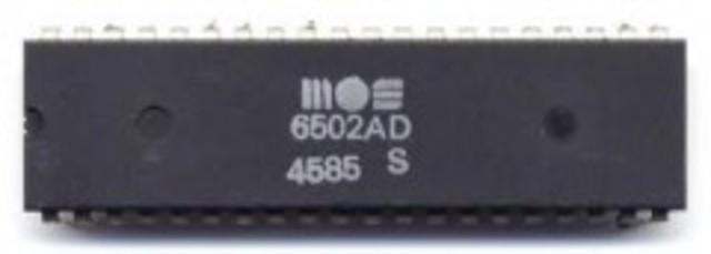 chipset 6502