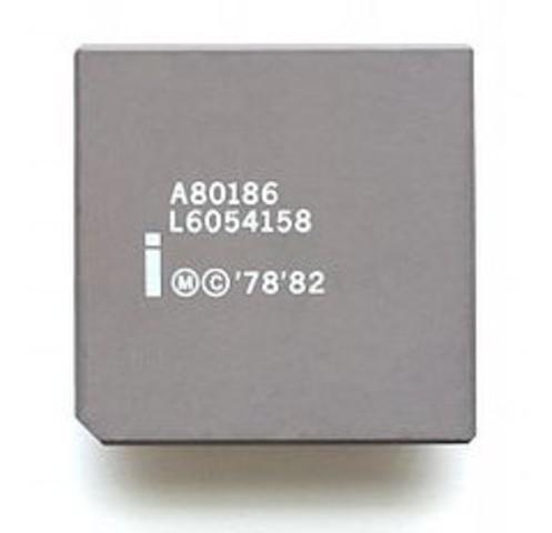 chipset 80186
