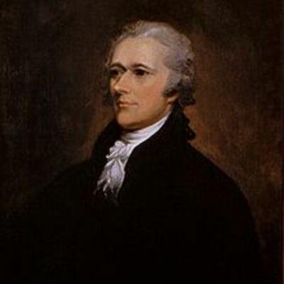 The Life of Alexander Hamilton timeline