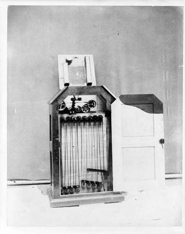Dickson & Edison start to make the Kinetograph