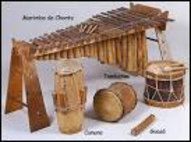 instrumentos principales