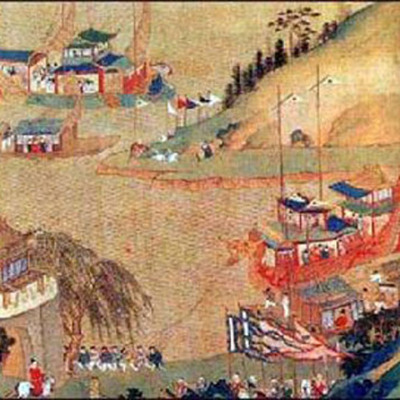 Sui, Tang, and Song Dynasty (Resurgence of Empire in East Asia) timeline