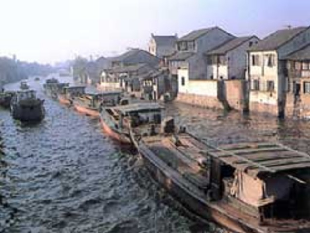The Great Canal (Economic)