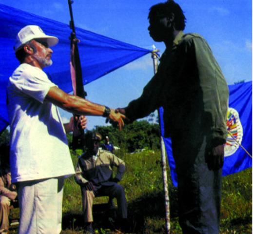Acuerdo Surinam - OEA