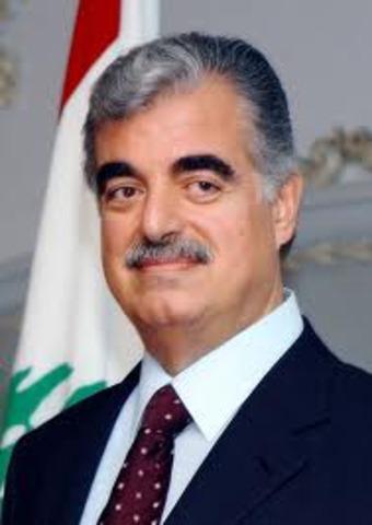 Assassination of PM Rafik Hariri