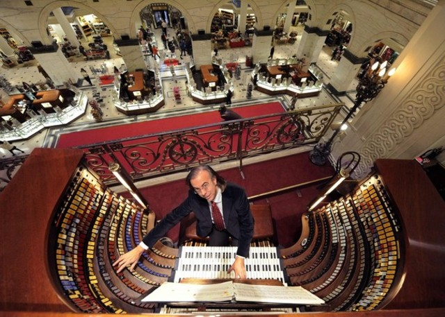 assistant organist at court