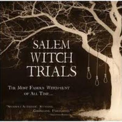 The Salem Witch Trials  timeline