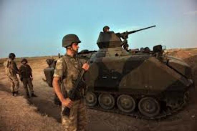 Turkeys civil war