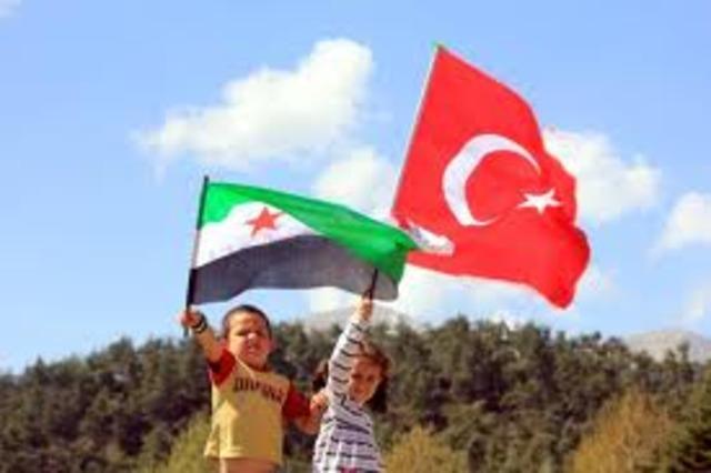 turkeys battle agianst syria