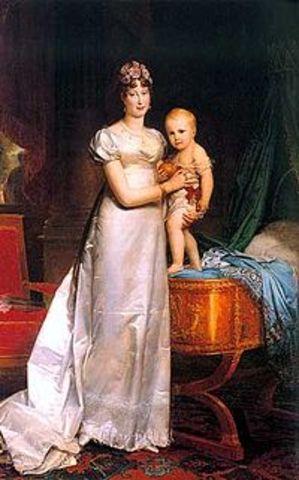 Abdicación de Napoleón.