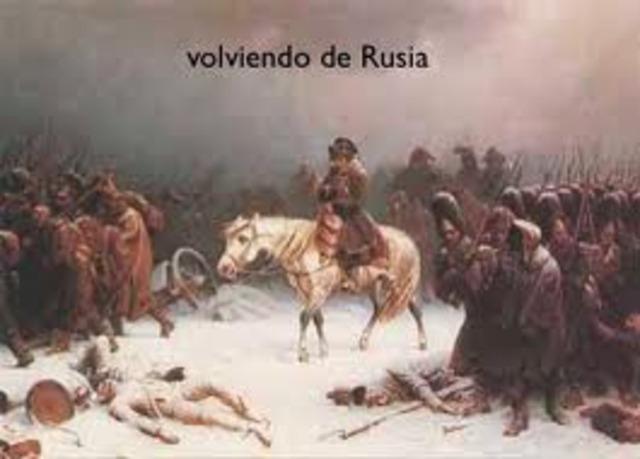 Invasión de Rusia.