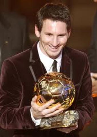 First Golden Ball