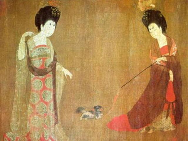 Women of the Tang (Social)