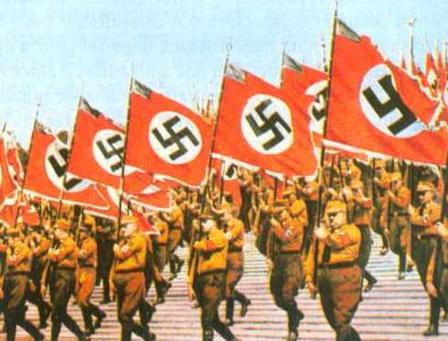 The increase of the members of the National Socialist Party