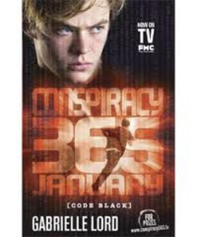Conspiracy 365 code black January