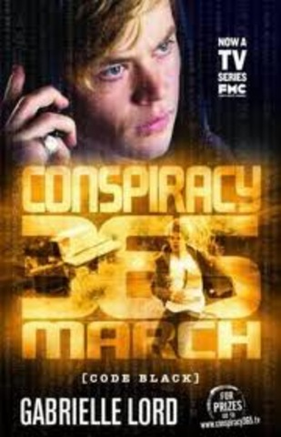 Conspiracy 365 Code Black March