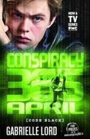Conspiracy 365 Code Black April
