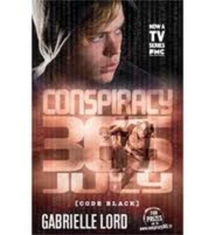 Conspiracy 365 Code Black July