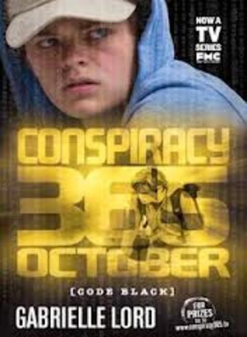 Conspiracy 365 Code Black October