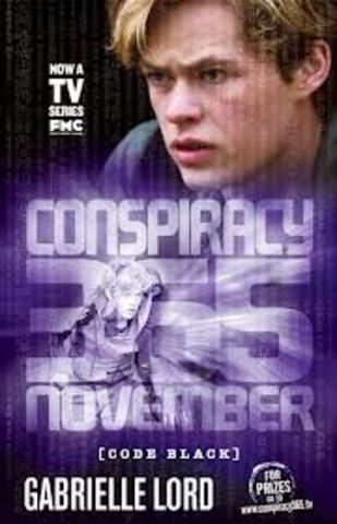 Conspiracy 365 Code Black November