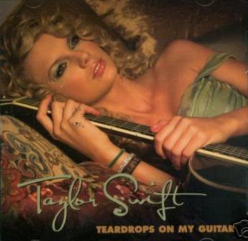 """Teardrops On My Guitar"" is released"