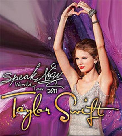 """""""Speak Now"""" World Tour"""