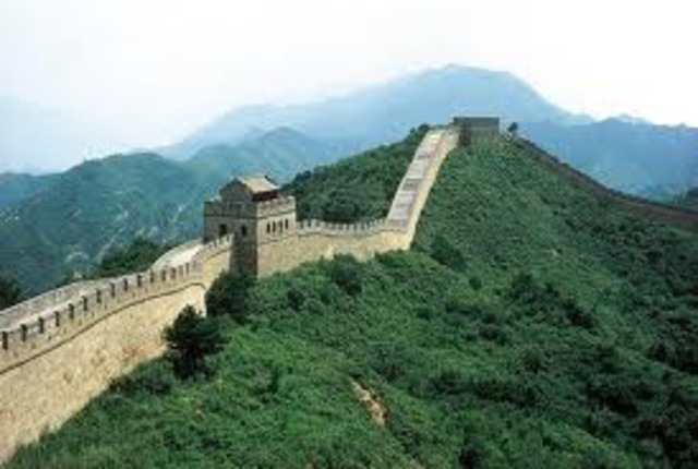 recontruction of Great Wall ( political)