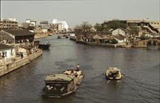 grand canal (economic)