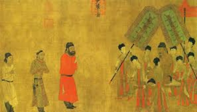 Legal System of the Tang (Political)