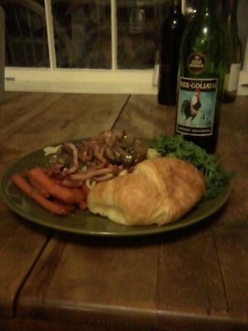 Dinner at SoKel