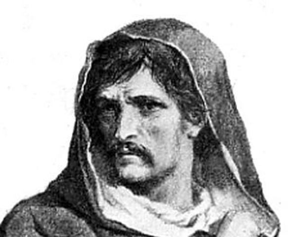 Giordano Bruno Burnt (Galileo)