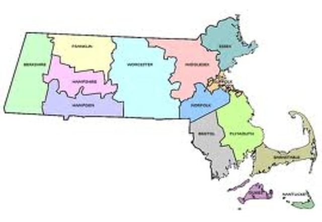 Governor of Massachusetts changed by king