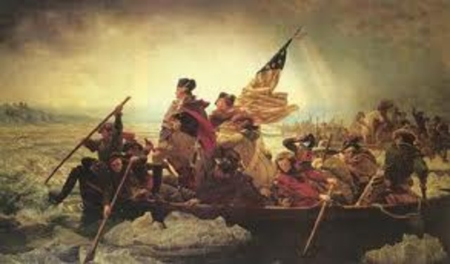 Named George Washington commander of Continental army